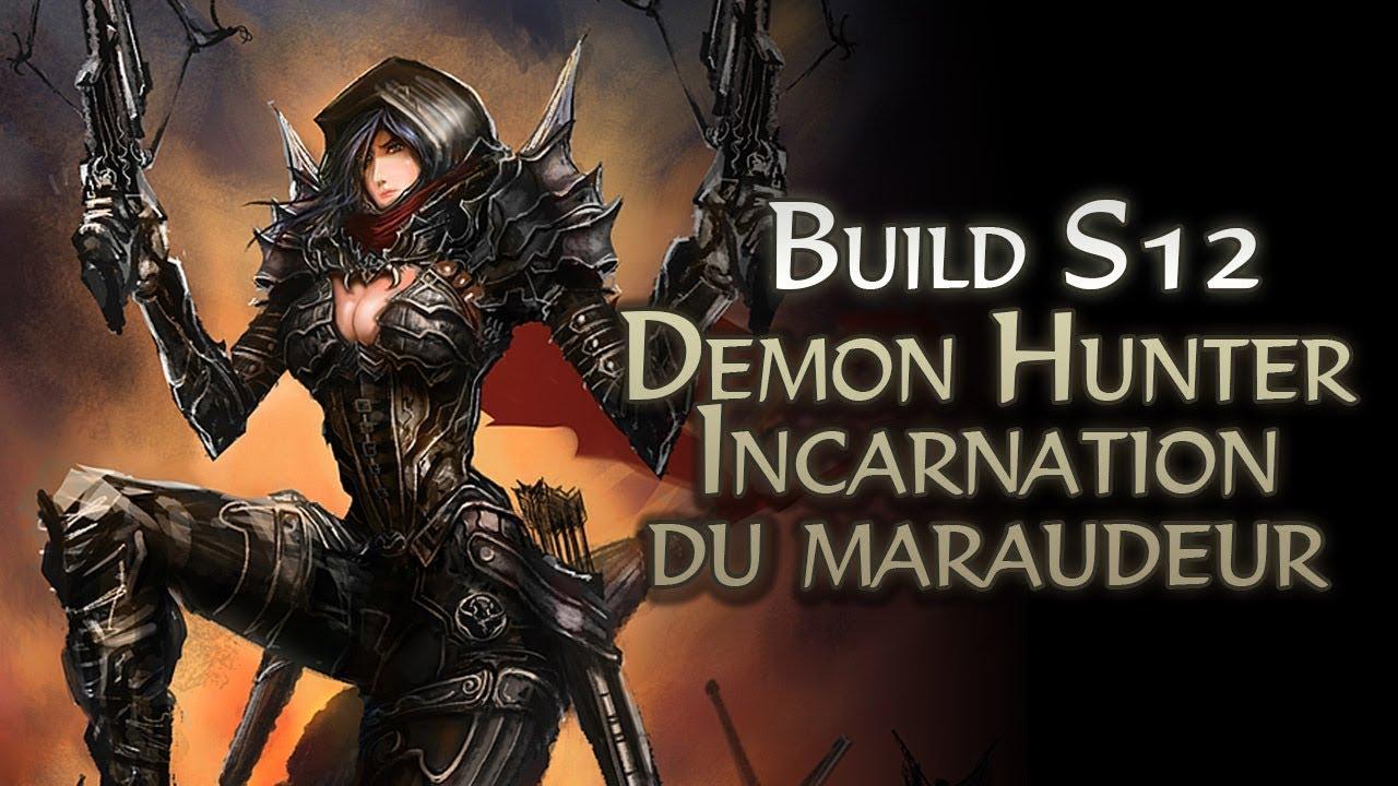 Diablo 3 : Build Chasseur de Démons Maraudeur - Millenium