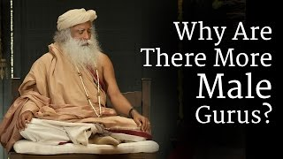 Why Are There More Male Gurus?
