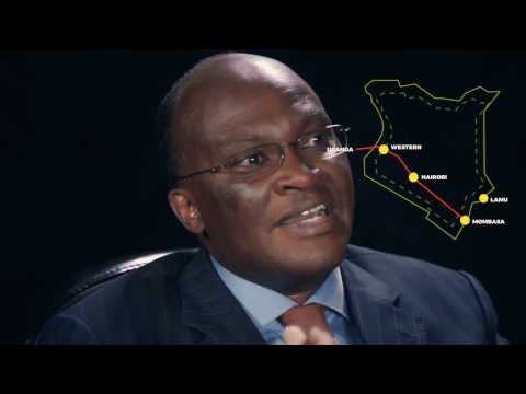 CS James Macharia on the SGR and the Ports/Habour projects
