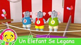 Un Elefant Se Legana -  Cantece Pentru Copii