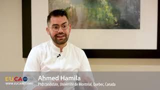 Emerging Scholars: Ahmed Hamila