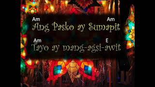 Video 'Ang Pasko ay Sumapit'   with Guitar Chords download MP3, 3GP, MP4, WEBM, AVI, FLV Juni 2018