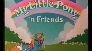 Min Lilla Ponny (My Little Pony in Swedish 1)