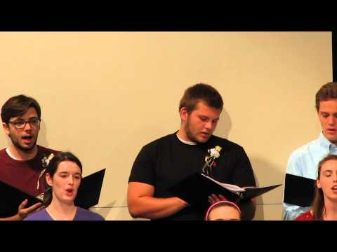28 May 2014, Westfield HS Choral Cabaret, Chamber Singers performs Africa