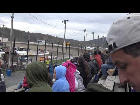 Stickles Racing Lebanon Valley Speedway opening night 4/22/2017