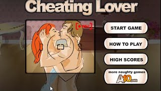 Cheating Lover Game - Record Pretty Ladies In Embarrassing Situations