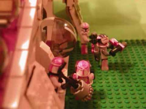 Lego Star Wars Republic Commandos Part 1 The Beacon Blow up