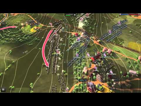 Ultimate General:  Gettysburg - Confederate Campaign - Mission 1