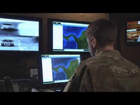 eCORE - Enhanced C4ISR Operationally Responsive Enterprise