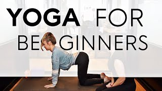 Yoga For Beginners With Kyra From OKBaby / KBaby - Fightmaster Yoga