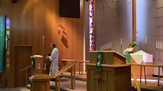 3rd Sunday after Pentecost, Good Shepherd Lutheran Church, LC-MS, Two Rivers, WI, Rev William Kilps