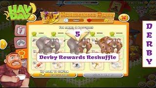Hay Day - Derby Rewards Reshuffle