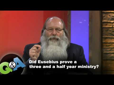 """""""Did Eusebius prove a three and a half year ministry?"""" Q&A with Michael Rood"""