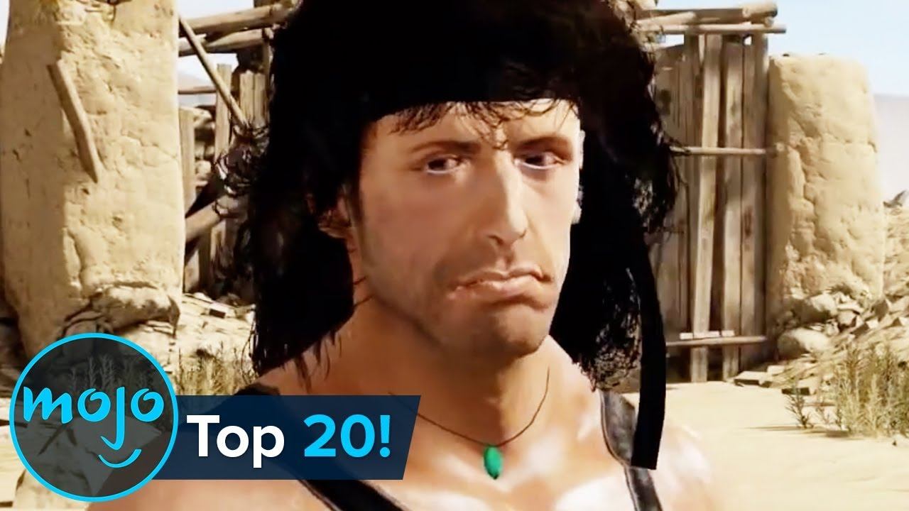 Top 20 Worst Video Games of the Last Decade