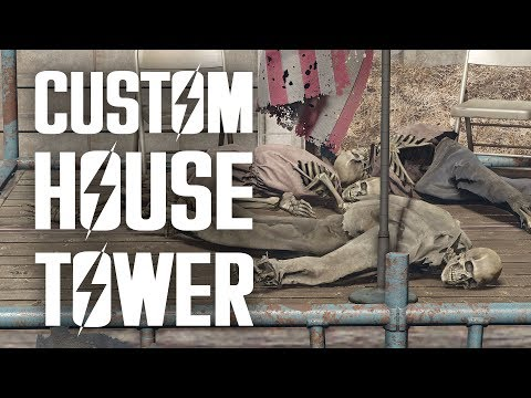 The Full Story of the Custom House Tower, Absalom, and Christopher Columbus Park - Fallout 4 Lore