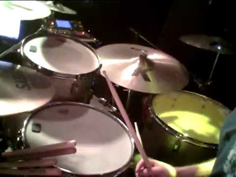 Stuck in the Middle - Stealers Wheel LIVE band cover (drum cam)