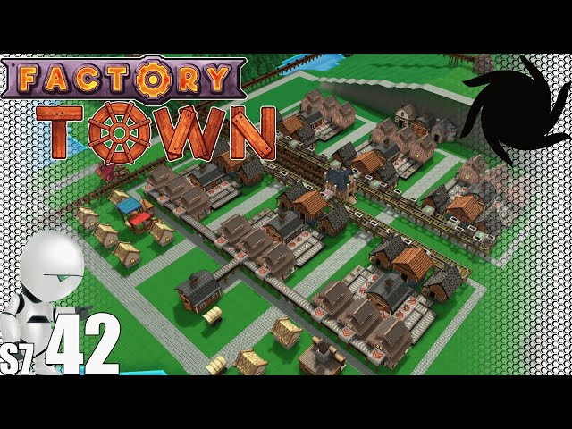 Factory Town - S07E42 - Processing Town is Running