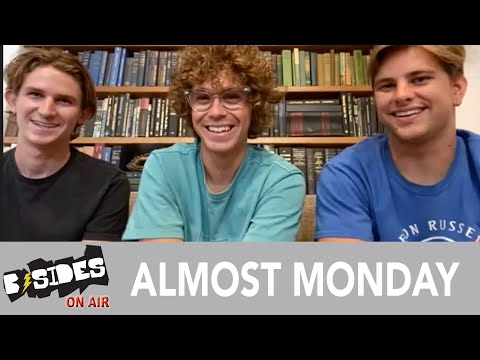 """almost monday Talk Debut EP, Success Of """"Broken People"""" - """"It's About Celebrating Your Imperfection"""""""