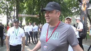 2021-07-27 г. Брест. Велопробег «Во имя Победы». Новости на Буг-ТВ. #бугтв