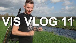 Vis Vlog 11 ~ Vissen in Noord-Holland