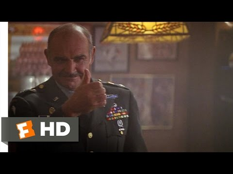 The Presidio (4/9) Movie CLIP - My Right Thumb (1988) HD