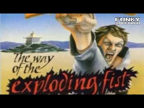 Was specially way of the exploding fist can not