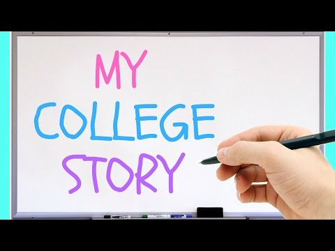 Download Youtube: MY COLLEGE STORY (A Whiteboard Video)
