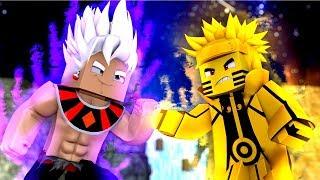 Minecraft: HERÓIS DA SORTE - NARUTO VS INE BLACK  !!! ‹ Ine ›