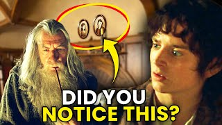 Weird Lotr Thoughts