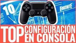 LA MEJOR CONFIGURACIÓN DE PS4 PARA FORTNITE