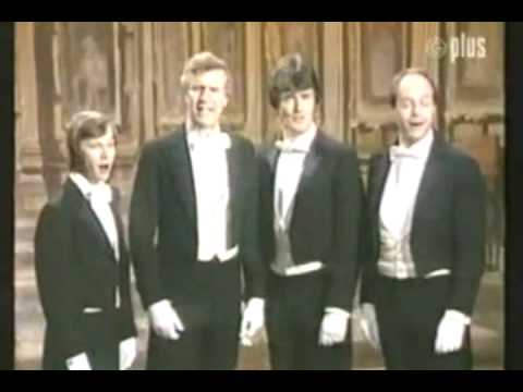 The King's Singers - On The Good Old Days - YouTube