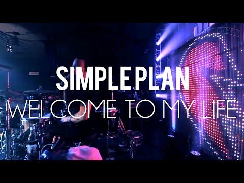 Simple Plan - Welcome To My Life (Lyrics - Sub Español)