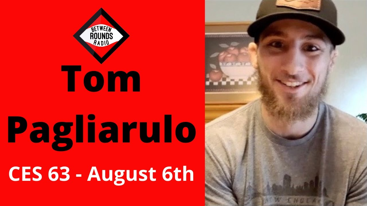 Download Tom Pagliarulo looks to take next step towards UFC at CES 63.