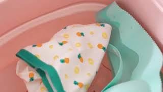 접이식 미니세탁기 탈수기 원룸 소형 속옷 1인세탁기