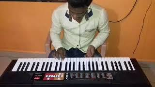 Mera piya ghar aaya piyano song