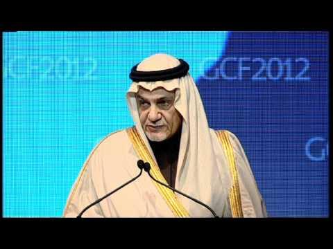 HRH Prince Turki Al Faisal, Chairman, King Faisal Center for Research and Islamic Studies