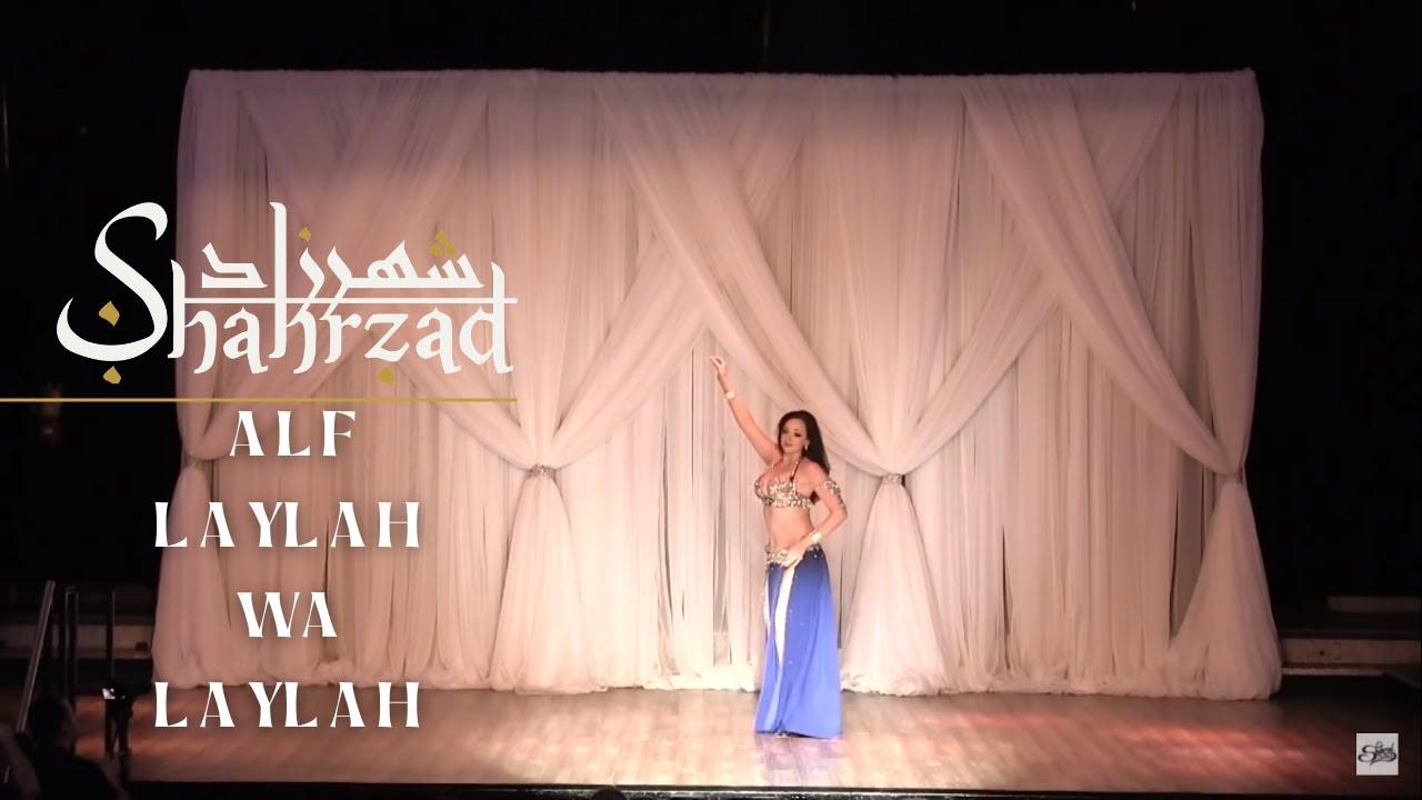 Belly dancer alla kushnir sextape 9