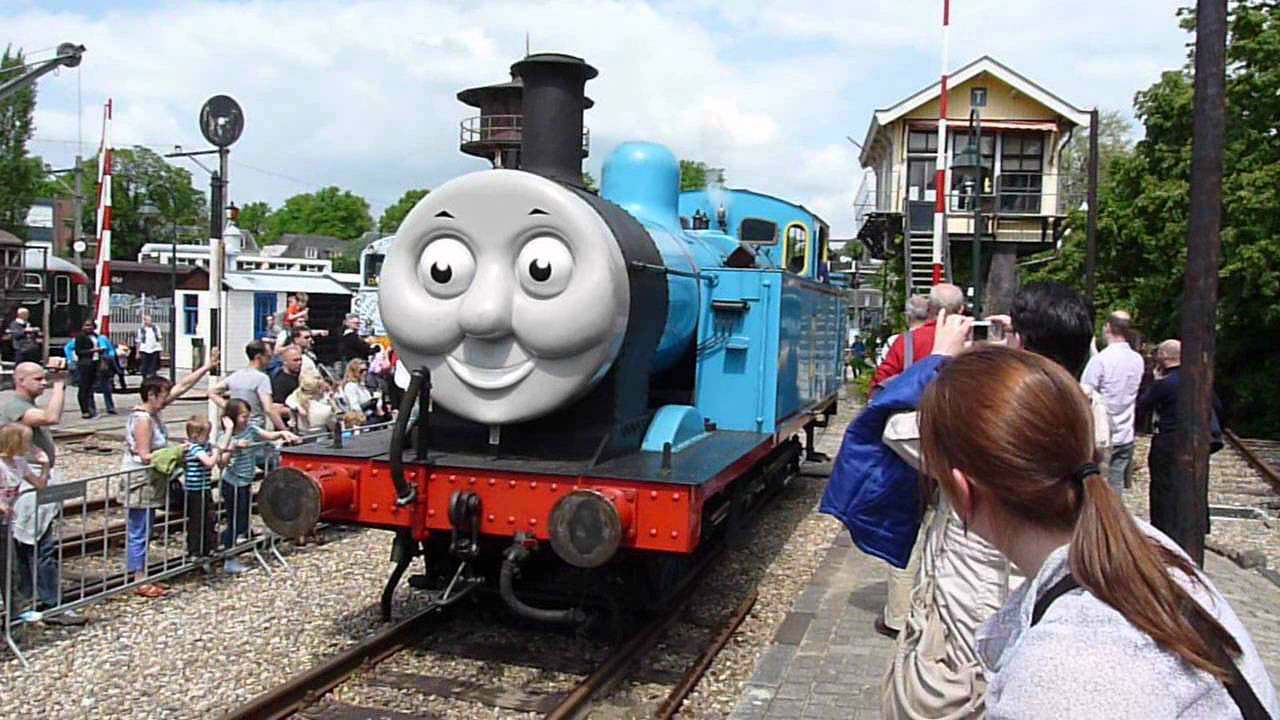 Thomas De Trein Weekend 2012 Youtube