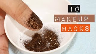 10 Makeup Hacks every girl need to know |DIY Makeup Life Hacks You've NEVER Seen Before