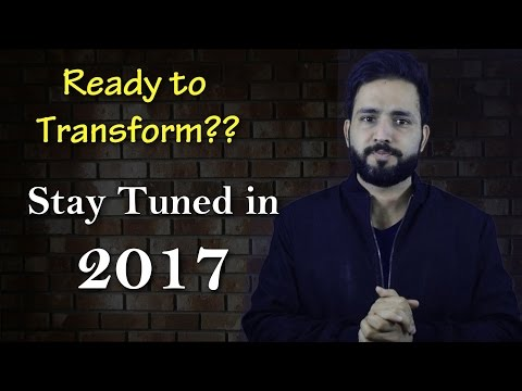 100 days Transformation, Diet Plans, Gym Wars & Many more | 2k17 Plans