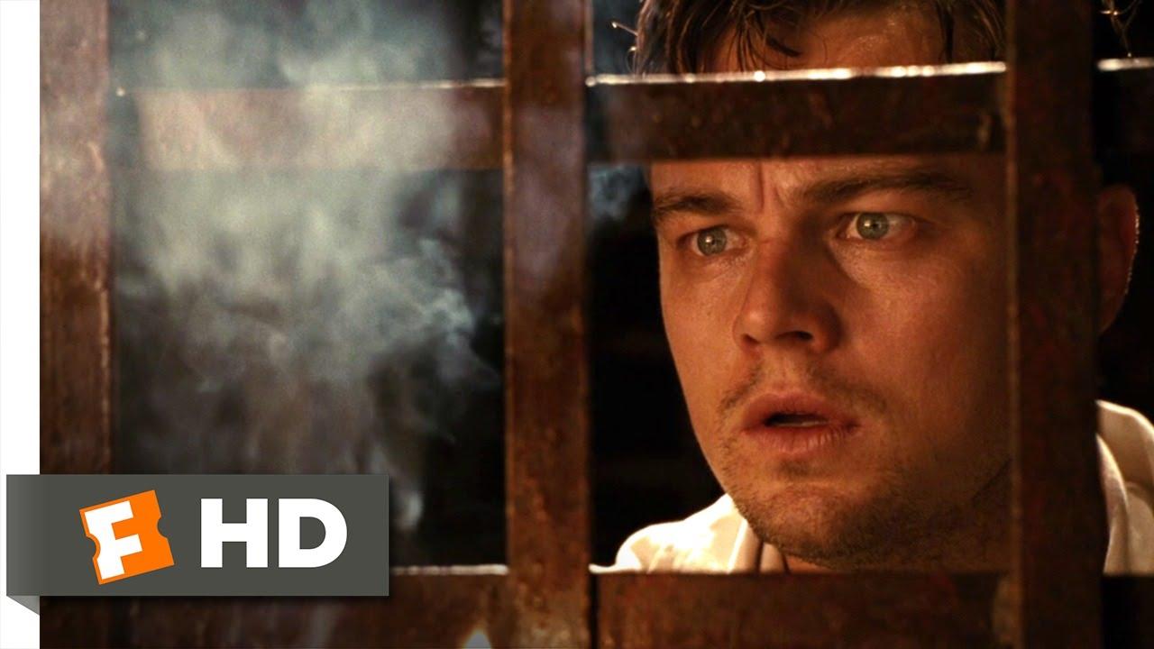 Shutter Island 5 8 Movie Clip A Rat In A Maze 2010 Hd Youtube