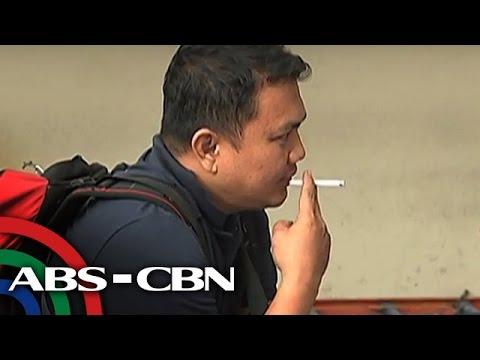 Bandila: Smoking ban epektibo na sa buong bansa