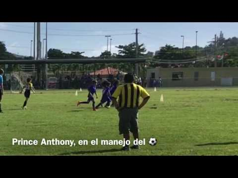 Indios Soccer Club vs Yabucua categoría U7 5Nov16 Liga Del Este