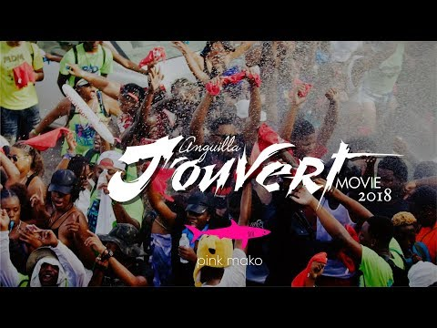 Anguilla J'ouvert Movie 2018