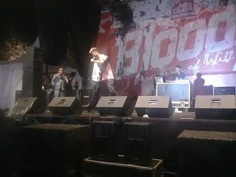 Ecko show ft Anjar ox's - pikir lagi  at prj kemayoran gambir expo jakcloth