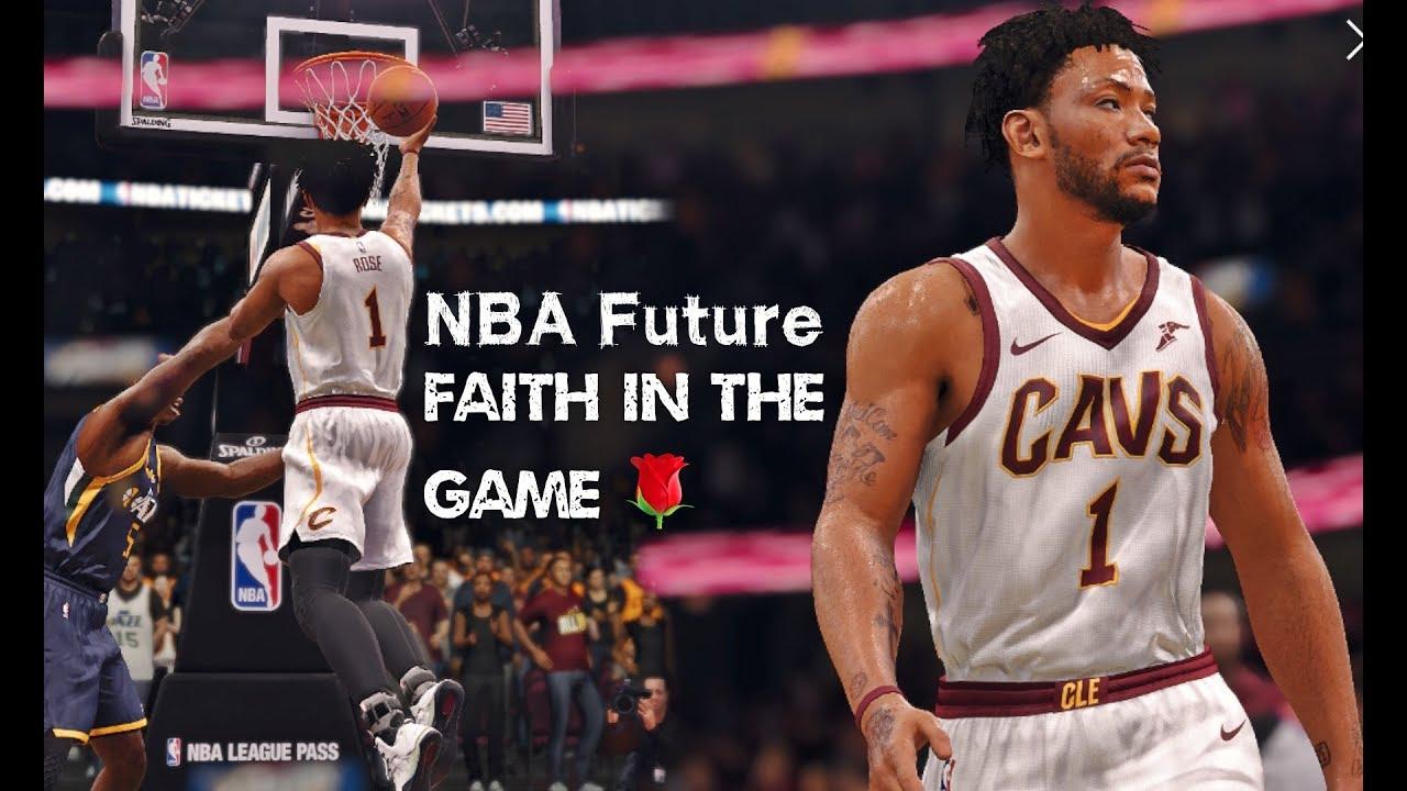710bf11b1760 NBA LIVE 18  Derrick Rose