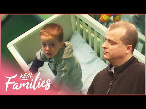 Exhausted Mother Struggles To Sleep With Crying Baby | The House of Tiny Tearaways S1 EP3