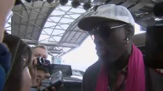 Dennis Rodman On Kim Jong-Un: He's My ******* Friend, I Love Him