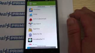 ZTE Geek V975 Android 4.2 Intel Atom Phone AnTuTu Test And All-in-one Review