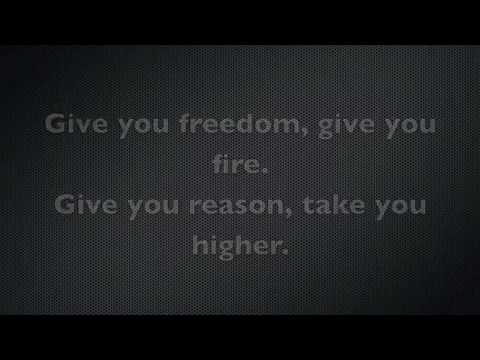 Wavin' Flag Official Anthem Version With Lyrics